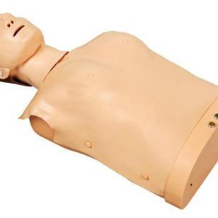 半身心肺复苏训练模拟人CPR195图片