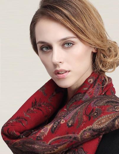 供应羊绒围巾