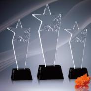 供应比赛颁奖专用水晶奖杯/奖座会议庆典礼品/可定制/免费刻字