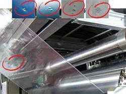 供应透明薄膜薄膜缺陷在线检测系统  流延薄膜表面缺陷檢测系统