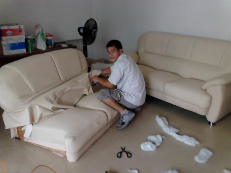 深圳沙发翻新