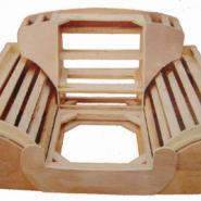 沙发维修翻新之木工工艺图片
