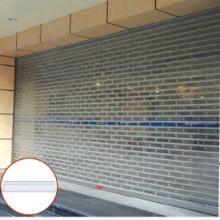 供应佛山商铺,银行电动水晶卷帘门,电动水晶卷闸门。图片