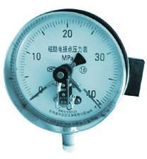 供应不锈钢电接点压力表图片