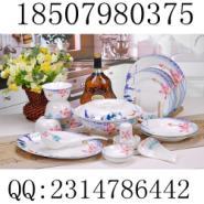 景德镇56头骨瓷餐具厂家图片