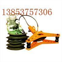 供应DWG电动液压弯管机手动弯管机 图片
