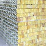 供应曲靖岩棉彩钢复合板