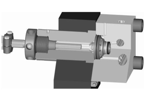 工业用高压泵 3600 unx 高压柱塞泵 清洗泵 美国进口  美国原装进口图片