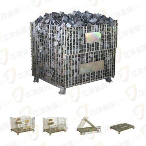 供应铁质仓储笼重型仓储笼
