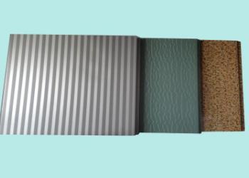 保温装饰一体化板图片