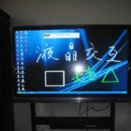 55寸大屏触控一体机图片