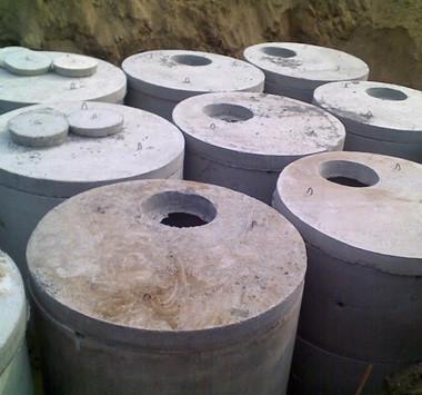 供应淄博各地区钢筋混凝土化粪池 图