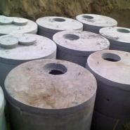 胶州市钢筋混凝土化粪池销售安装图片