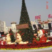 圣诞节日布置/场景策划图片