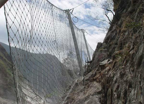 供应成都坡边防护网