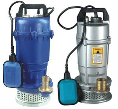 供应QDX小型清水潜水泵 单相潜水电泵