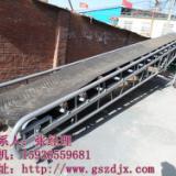 化肥装车机饲料运输机可移动升降皮带输送机  输送设备