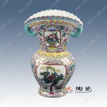 供应陶瓷工艺品工厂 景德镇手绘陶瓷花瓶厂家