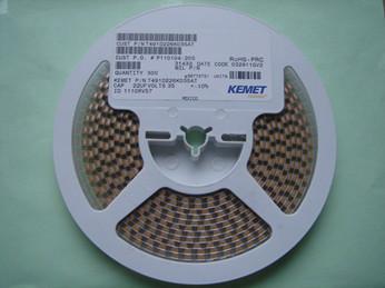 供应贴片钽电容(KEMET)