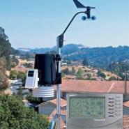 无线气象站图片