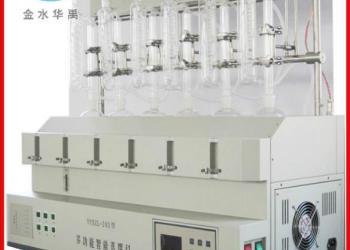 智能一体化蒸馏仪图片