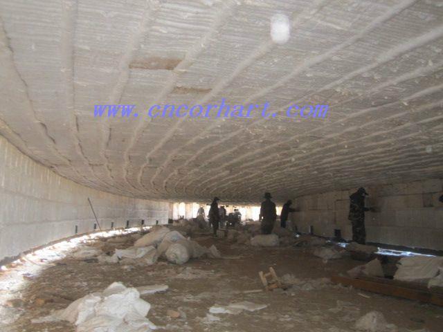 供应隧道窑窑炉专用硅酸铝模块隔热材料