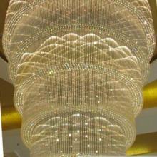 供应酒店灯饰酒店水晶灯水晶灯