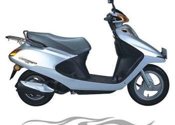 供應全新原裝五羊本田喜悅100踏板 摩托車圖片大全圖片