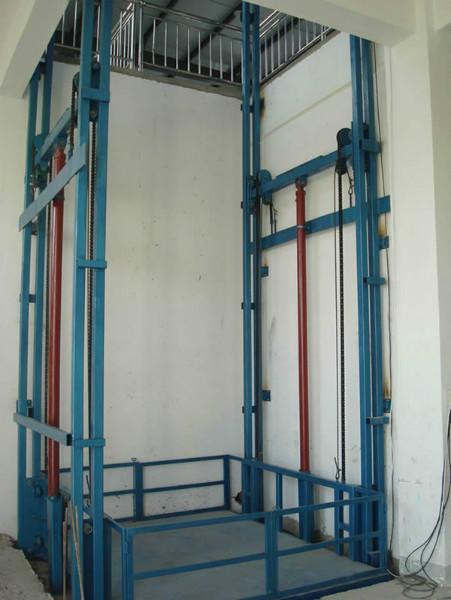 供应车库立体升降机图片