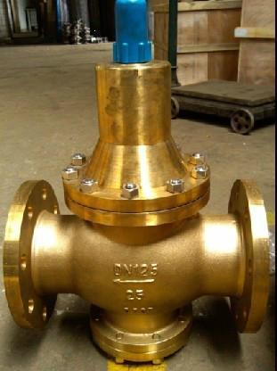 优质y13h内螺纹活塞式蒸汽减压阀 y43h-25c活塞式减压阀图片