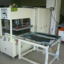 供应常州高频PVC塑胶地毯压花设备批发