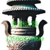 供应圆形平口香炉