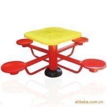 供应小区桌游配套桌椅/棋牌类游戏桌椅/公共棋牌桌供应厂家