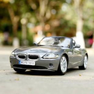 118宝马BMWZ4汽车模型图片