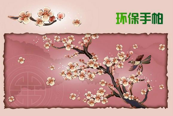 节庆活动画_
