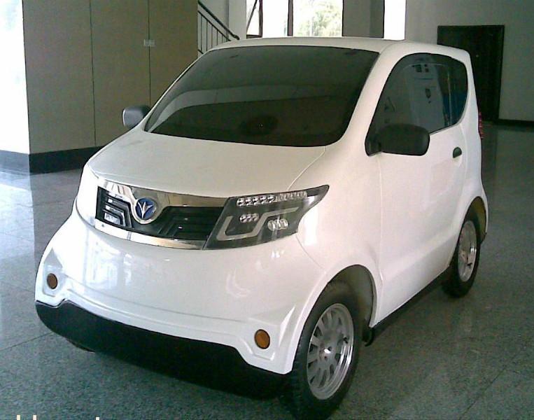 电动汽车 低速电动微轿 品牌 航天蓝速 车型高清图片