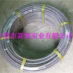 进口国产钢丝编织铁氟龙管图片
