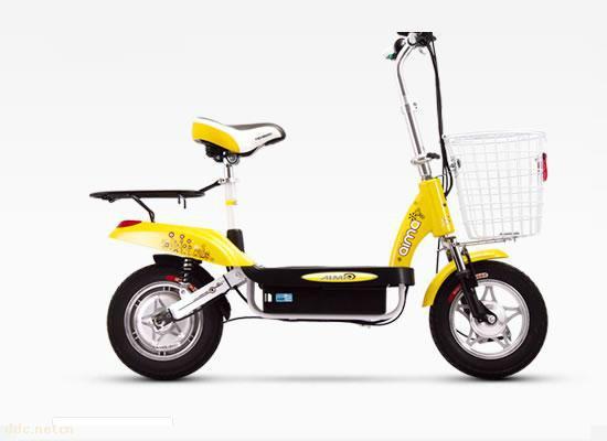 爱玛电动车滑板车系列可爱图片大全
