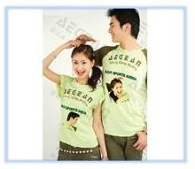 供应可以彩印情侣衬衫的彩印机批发