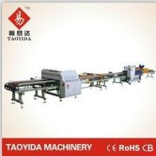 全自动干式单刀切割磨边生产线、佛山陶瓷切割磨边生产线、全自动
