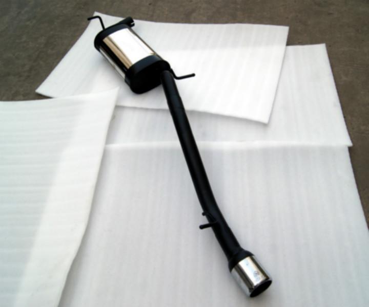 跑车声 福特福克斯改装排气管消音器跑车声价格 汽车排气管专高清图片