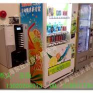 全自动咖啡机奶茶机出租东丘咖啡图片