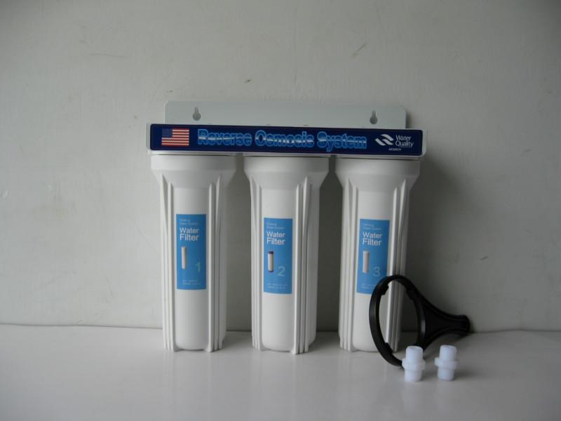 供应超滤机单双三级前置过滤器