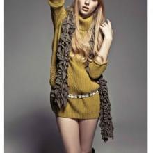 供应紫淑女装韩版时尚女装短款毛领冬装女士棉衣上装带帽厚款棉服外套