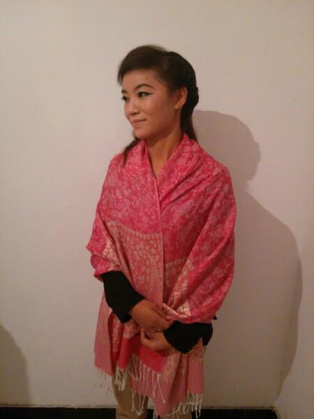 供应批发杭州披肩 女式披肩 羊绒披肩