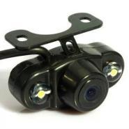 LED青蛙眼倒车摄像头图片