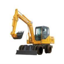 供应70轮式挖掘机轮胎式挖掘机