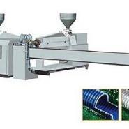 PVC塑钢门窗型材生产线图片
