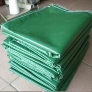 珠海军绿色帆布篷布供应商图片
