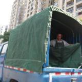供应珠海汽车帆布篷布加工制作